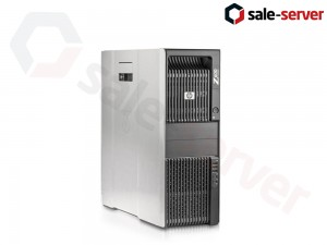 Рабочая станция HP Z600 2 x E5507 / 4GB / 160GB