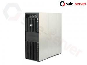 Рабочая станция HP Z600 2 x X5660 / 32GB / 160GB