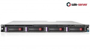 HP ProLiant DL160 G6 4xLFF 460W