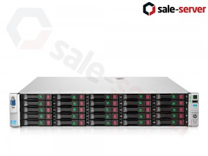 HP ProLiant DL380p Gen8 25xSFF
