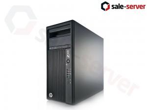 Рабочая станция HP Z230 TOWER E3-1225v3 / 4GB / 250GB