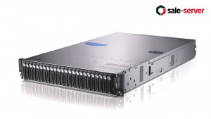 DELL PowerEdge C6100 24xSFF / 8 x X5660 / 16 x 8GB / LSI 1068E / 2 x 1100W