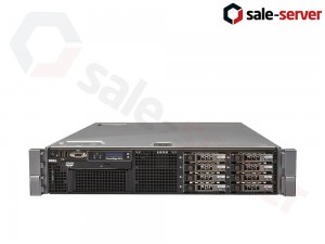 DELL PowerEdge R710 8xSFF / E5520 / 2 x 4GB / DELL SAS 6/iR / 570W
