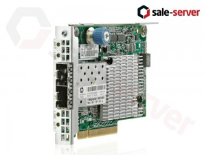 HP Ethernet 10Gb 2-port 530FLR-SFP+ адаптер