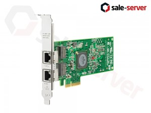 HP NC382T Dual port 1Gbps Ethernet адаптер