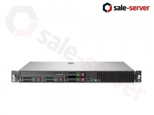 HP ProLiant DL20 Gen9 4xSFF / B140i / 290W
