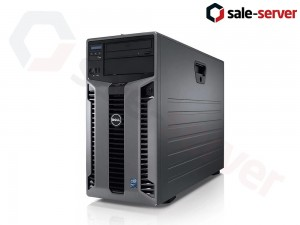 DELL PowerEdge T610 8xSFF / 2 x X5660 / 6 x 8GB / DELL PERC 6i / 2 x 870W
