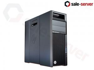 Рабочая станция HP Z640 E5-2620v3 / 8GB / 256GB SSD