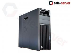 Рабочая станция HP Z640 E5-2680v3 / 32GB / 256GB SSD