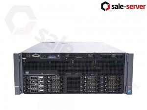 DELL PowerEdge R910 16xSFF / 4 x X7550 / 48 x 8GB / H700 512MB / 4 x 1100W