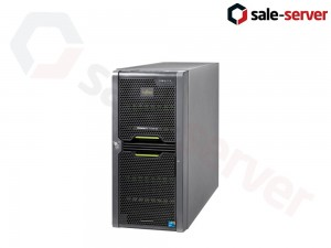 FUJITSU Primergy TX200 S6 4xLFF / 2 x X5670 / 6 x 8GB / SATA onboard RAID / 700W