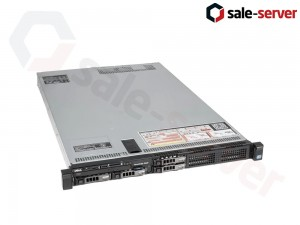 DELL PowerEgde R620 4xSFF / 2 x E5-2680 v2 / 16 x 8GB / H710p Mini 1GB / 2 x 750W