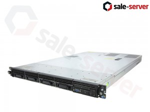 HP ProLiant DL360 G7 4xSFF / 2 x E5620 / 4 x 8GB / P410i 512MB / 2 x 460W