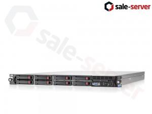 HP ProLiant DL360 G7 8xSFF / 2 x E5620 / 6 x 8GB / P410i 512MB / 2 x 460W
