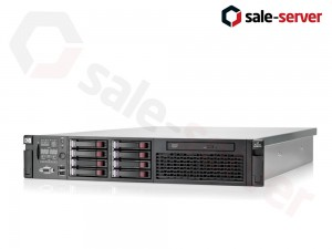 HP ProLiant DL380 G7 8xSFF / 2 x L5630 / 6 x 4GB / P410i / 460W