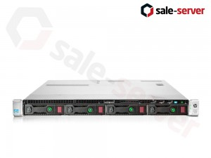 HP ProLiant DL360p Gen8 4xLFF / E5-2620 / 2 x 4GB / P420i ZM / 460W / SFP+