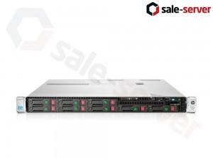 HP ProLiant DL360p Gen8 8xSFF / 2 x E5-2660 / 8 x 4GB / P420i 512MB / 460W / SFP+