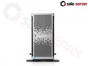 HP ProLiant ML350p Gen8 8xSFF / 2 x E5-2660 v2 / 10 x 8GB / P420i 1GB / 750W