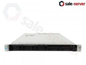 HP ProLiant DL360 Gen9 8xSFF / 2 x E5-2660 v3 / 4 x 16GB 2133P / B140i / 2 x 500W
