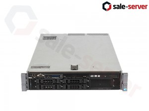 DELL PowerEdge R710 4xLFF (1 процессор) / X5650 / 2 x 8GB / DELL PERC 6i / 2 x 570W