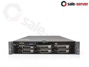 DELL PowerEdge R710 6xLFF / 2 x X5660 / 4 x 8GB / DELL PERC 6i / 870W