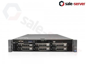 DELL PowerEdge R710 6xLFF / 2 x X5660 / 6 x 8GB / DELL PERC 6i / 870W