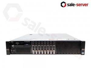 DELL PowerEgde R720 8xSFF / 2 x E5-2697 v2 / 12 x 16GB / H710p Mini 1GB / 2 x 750W