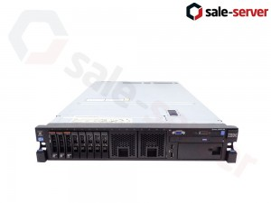 IBM System X3650 M4 8xSFF / 2 x E5-2660 / 8 x 4GB / M5110e / 550W