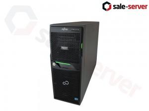 FUJITSU Primergy TX200 S7 4xLFF / 2 x E5-2470 / 8 x 16GB / SATA onboard RAID / 800W