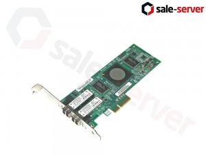 DELL KC184 QLE2462 Dual-port 4Gb/s FC адаптер