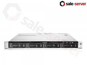 HP ProLiant DL360e Gen8 4xLFF / 2 x E5-2420 / 2 x 4GB / B120i / 460W