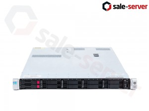 HP ProLiant DL360p Gen8 10xSFF