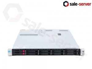HP ProLiant DL360p Gen8 10xSFF / 2 x E5-2620 / 2 x 4GB / P420i ZM / 460W / SFP+