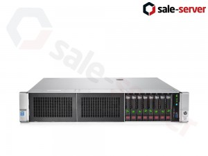 HP ProLiant DL380 Gen9 8xSFF / 2 x E5-2670 v3 / 6 x 16GB 2133P / P440ar 2GB / 800W