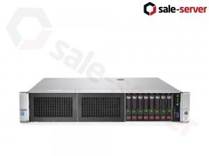 HP ProLiant DL380 Gen9 8xSFF / 2 x E5-2680 v3 / 8 x 16GB 2133P / P440ar 2GB / 800W