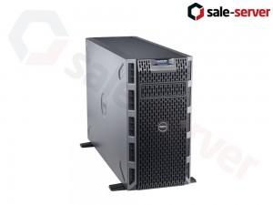 DELL PowerEdge T620 8xLFF / 2 x E5-2680 / 6 x 8GB / H710 512MB / 750W