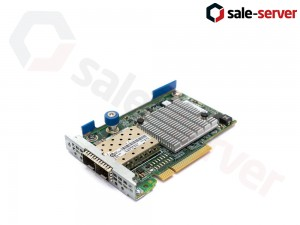HP FlexFabric 10Gb 2-port 554FLR-SFP+ адаптер