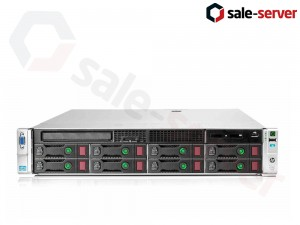 HP ProLiant DL380p Gen8 8xLFF