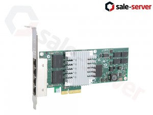 HP NC364T PCIE 4-port 1Gb/s Ethernet адаптер