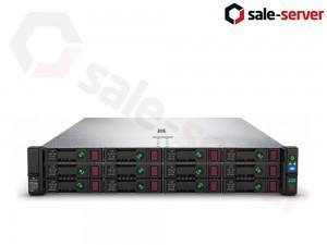 HP Proliant DL380 Gen10 12xLFF / Xeon Silver 4110 / 32GB (2 x 16GB) 2666V / P816i-a SR / 2 x 800W PSU / Рельсы в стойку