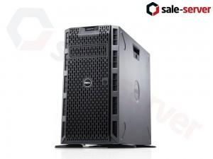 DELL PowerEdge T320 8xLFF / E5-2430 v2 / 3 x 16GB / PCIE H310 / 750W