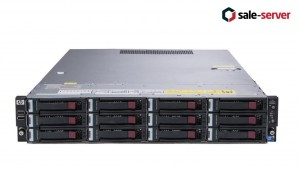 HP ProLiant DL180 G6 12xLFF 2xX5650 / 64G / 2x750W